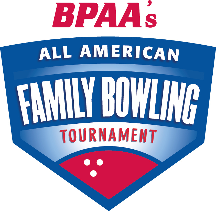 2015 All American Family Bowling Tournament Logo
